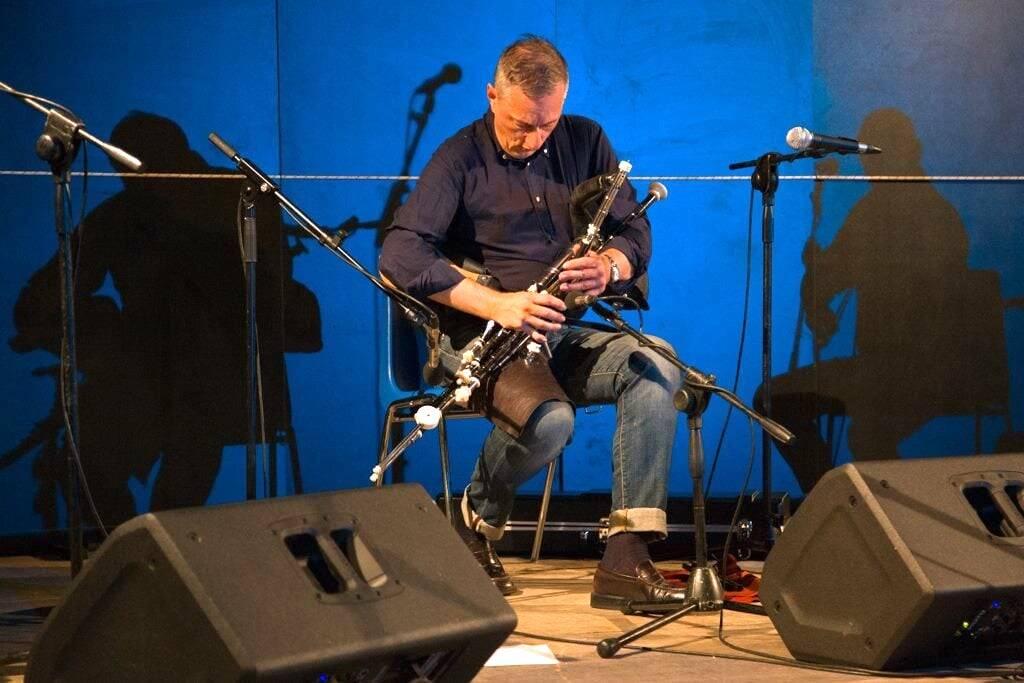 Fabio Rinaudo cornamusa