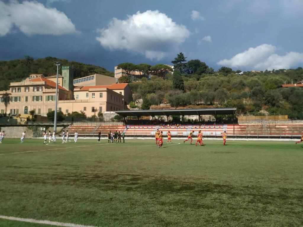 Finale contro Genova Calcio