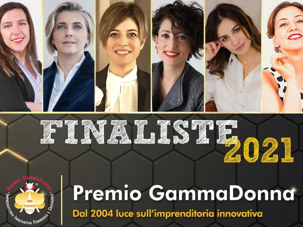 finaliste premio gammadonna