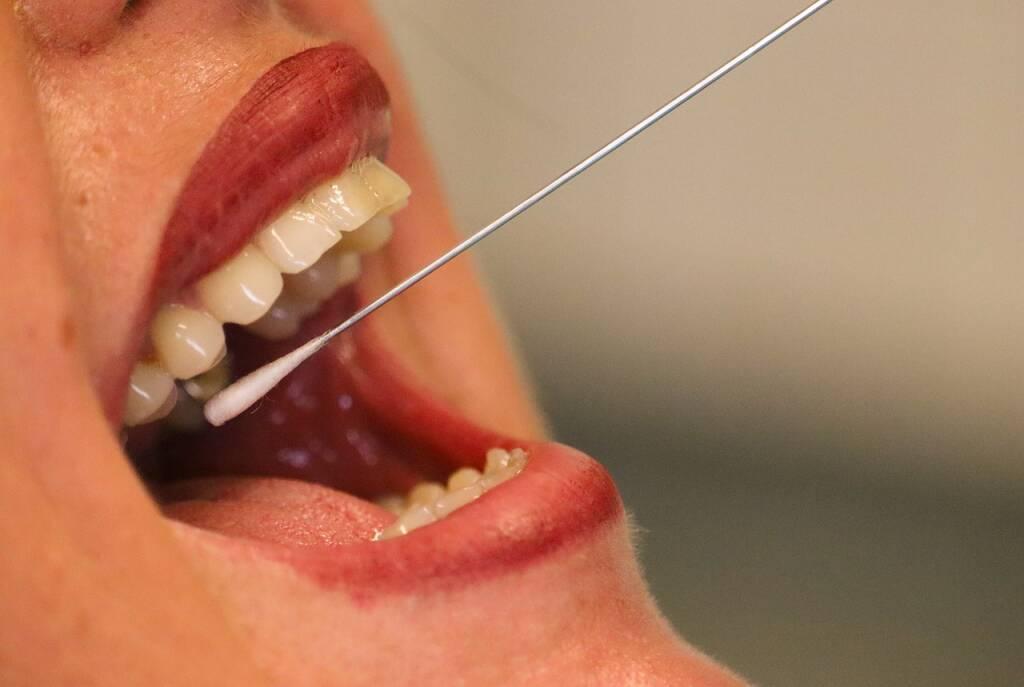 test tampone salivare covid