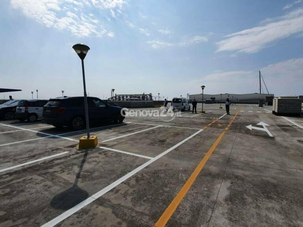 parcheggio ex orteca riparazioni navali
