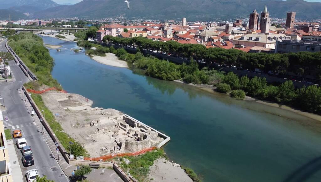 scavi archeologici albenga