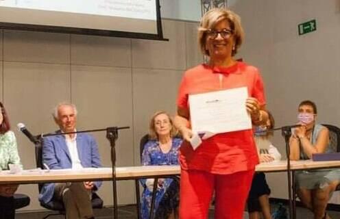 Irene Schiavetta Premio letterario