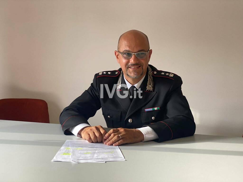 Riccardo Urciuoli Carabinieri Cairo