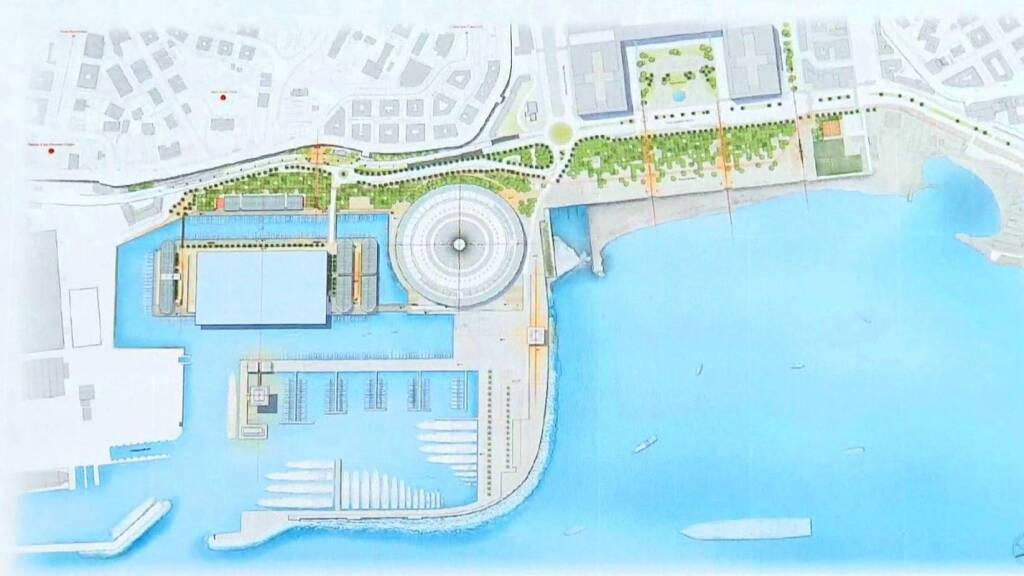 waterfront levante piazzale kennedy