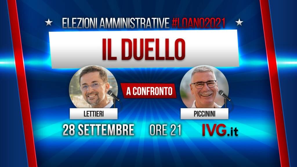 Duello Loano 2021