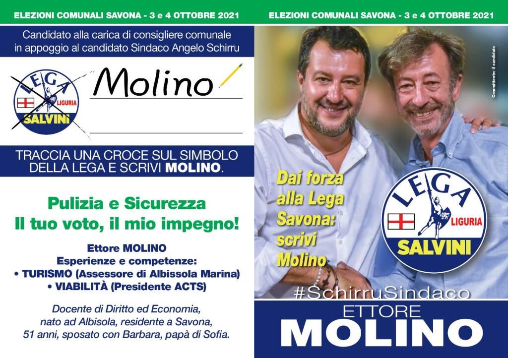 Ettore Molino Lega