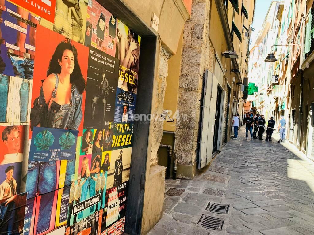 Genova Jeans apertura