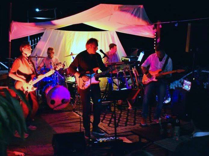 In t'a Bratta Rock Band gruppo musicale Santa Margherita Ligure