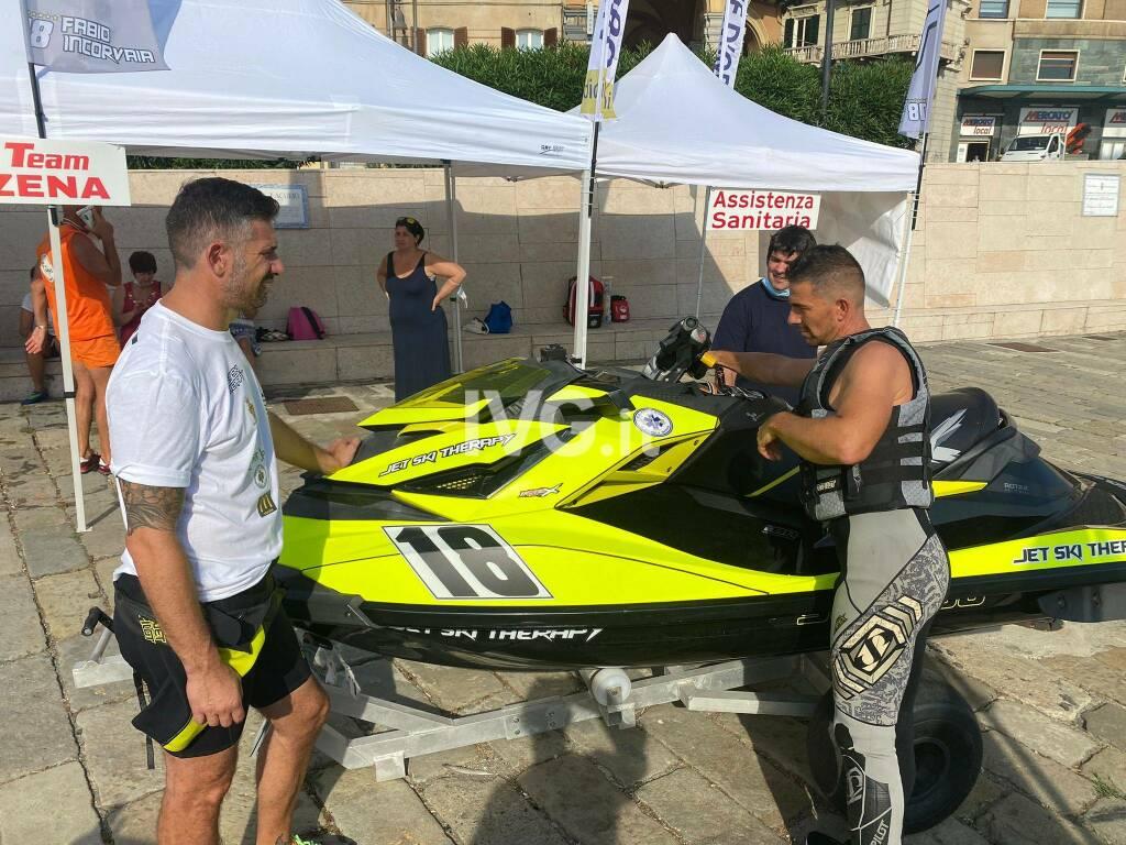 Jet Sky Therapy con Fabio Incorvaia