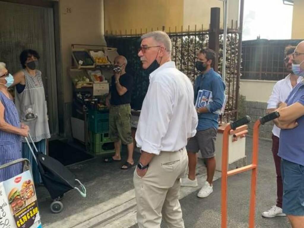 La lista Piccinini incontra i residenti dei Mazzocchi e di Fey