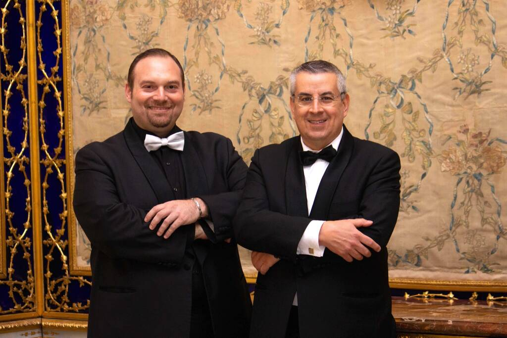 Marco Sollini e Salvatore Barbatano duo pianisti