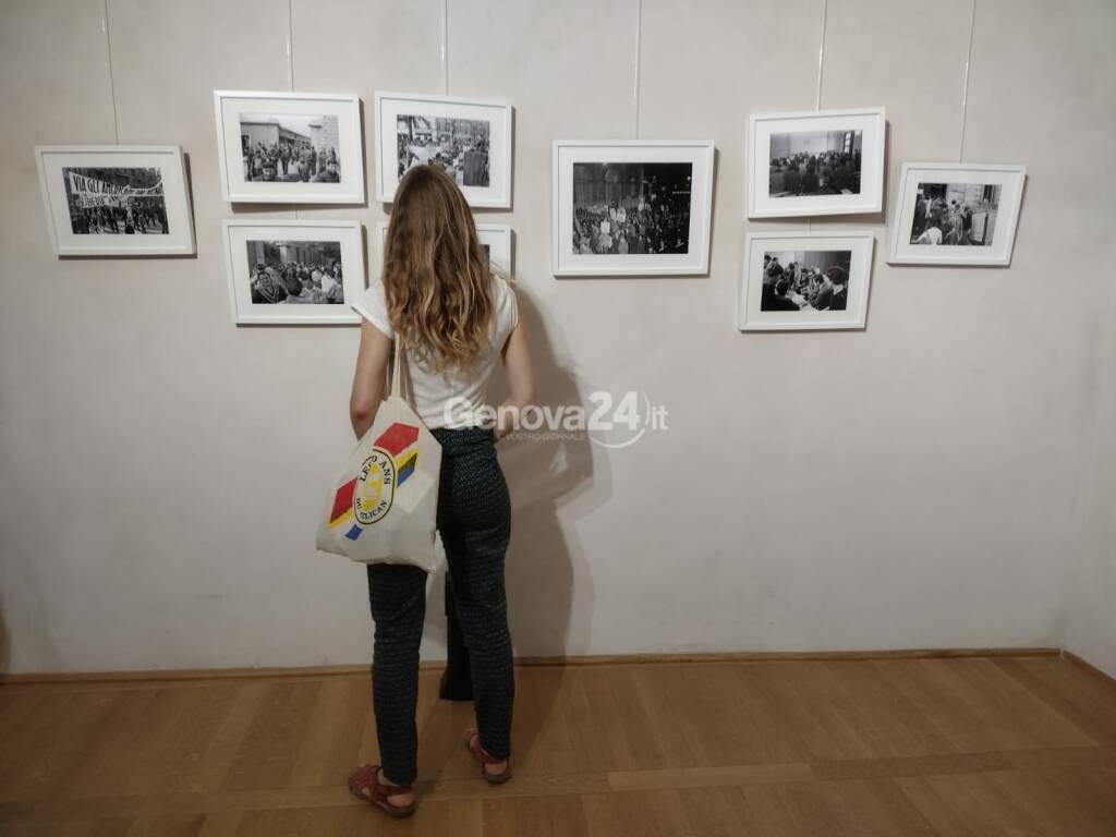 Mostra fotografia militante