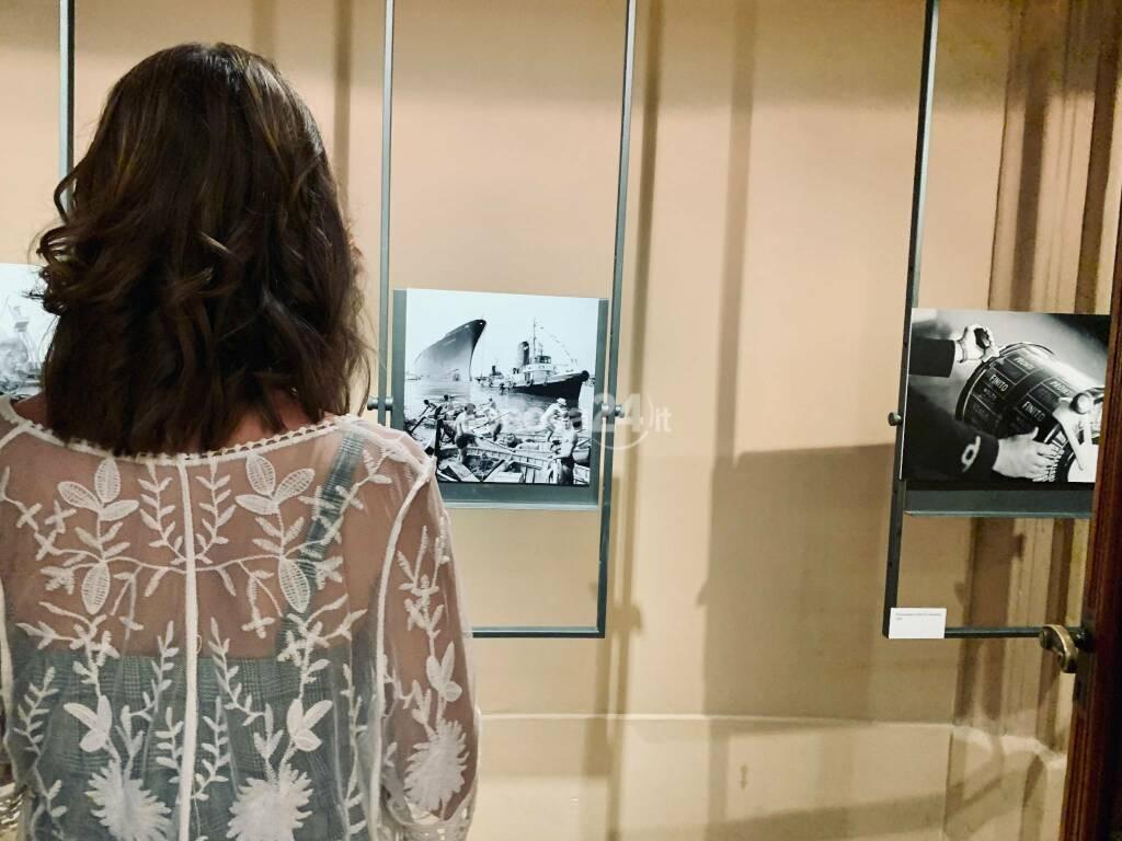 Mostra Transatlantici Archivio Leoni