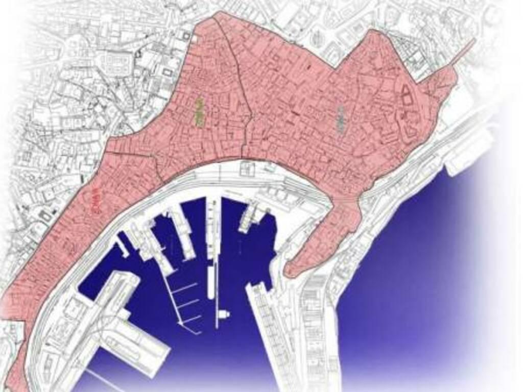 ordinanza anti alcoo centro storico mappa
