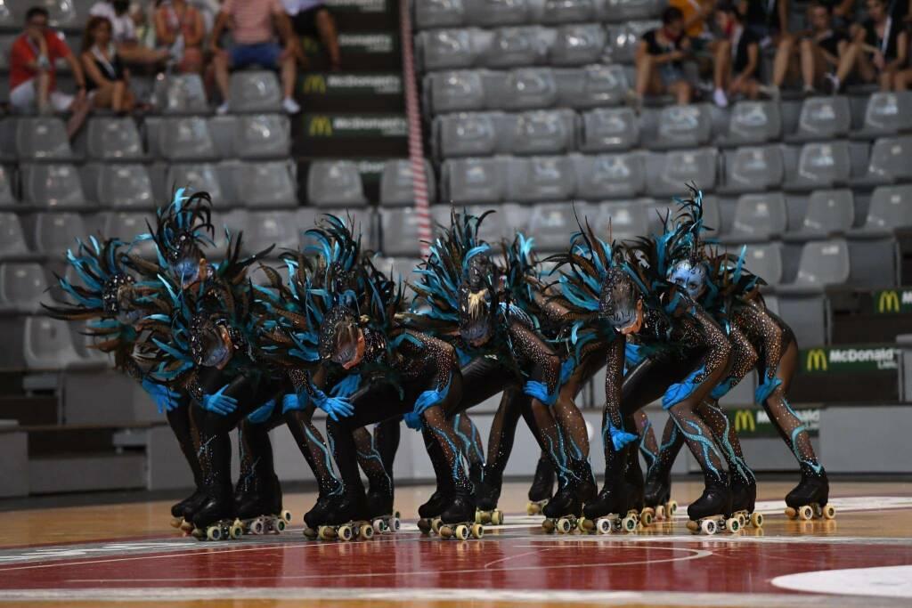 pattinaggio coreografia mondiali