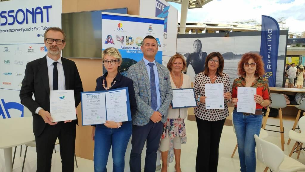 Porto Andora premiazione