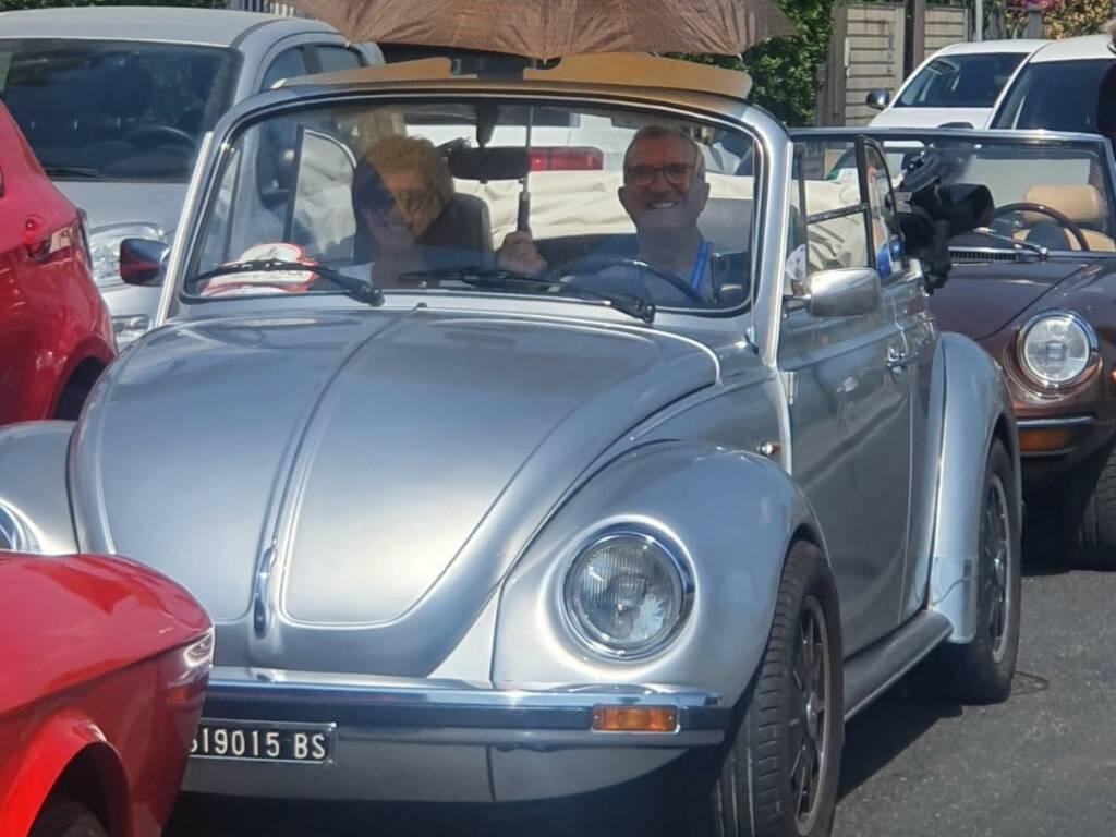 Raduno a Toirano auto storiche