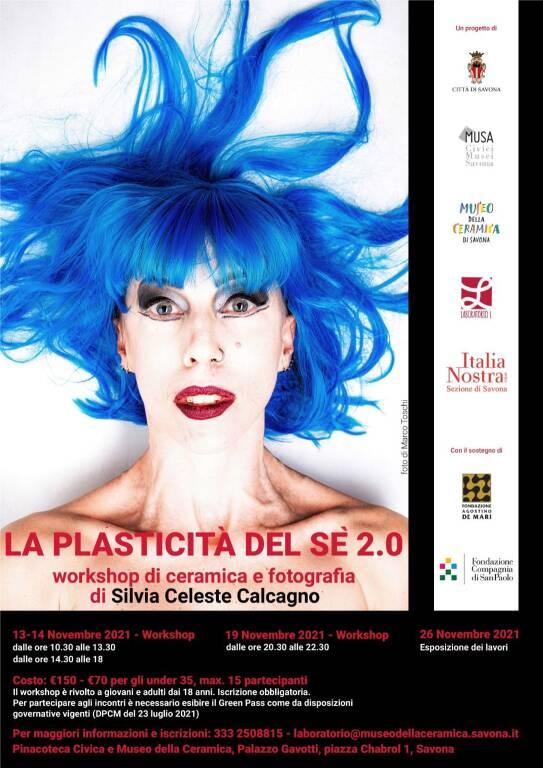 """Savona """"La plasticità del sé 2.0"""" laboratorio arte Palazzo Gavotti"""