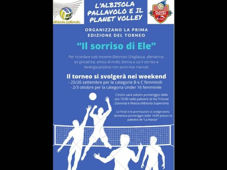 Tornei Albisola Pallavolo Planet Volley