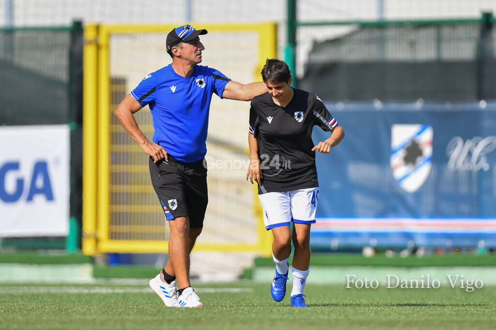 Uc Sampdoria Vs Ac Milan