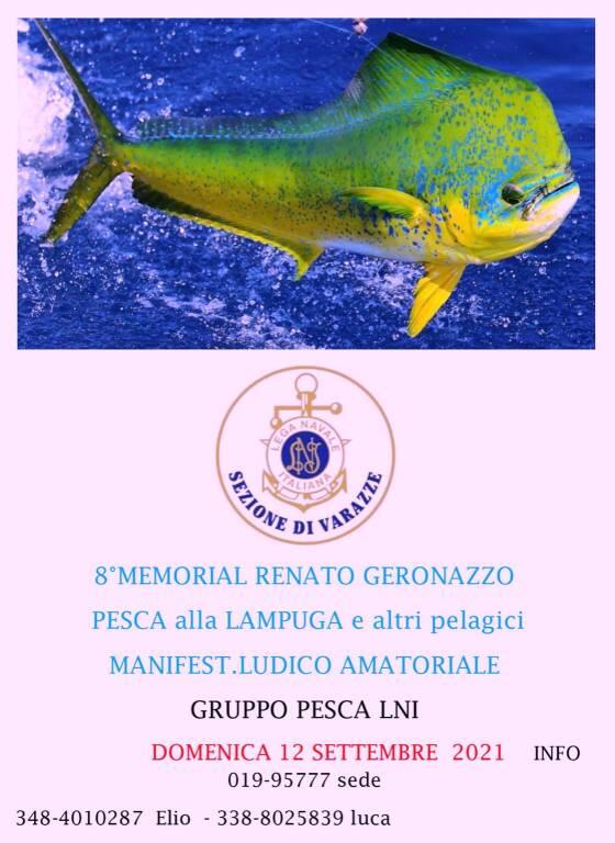Varazze Raduno Pesca Lampuga Memorial