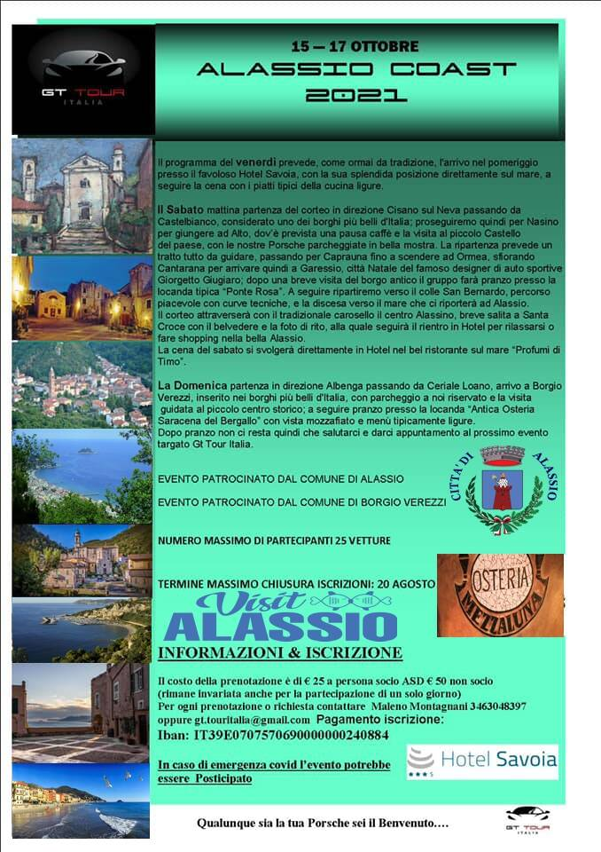 Alassio Coast