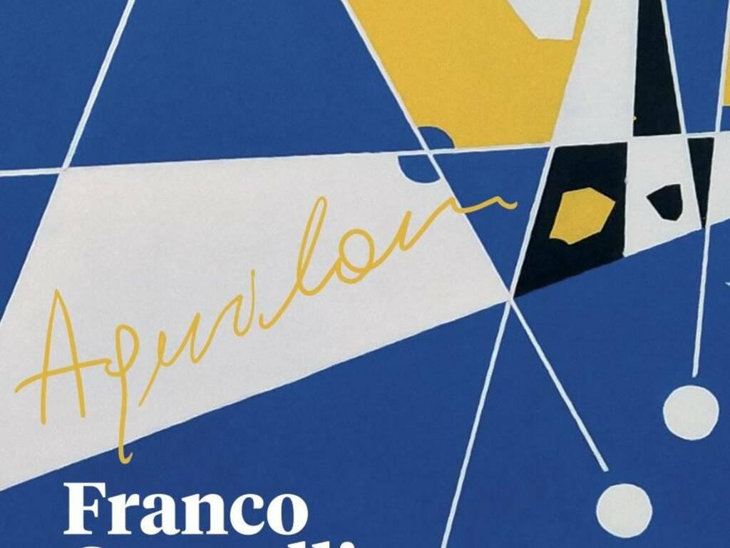 """Albissola Marina """"Aquiloni"""" mostra pittura Franco Cappelli Circolo degli Artisti"""