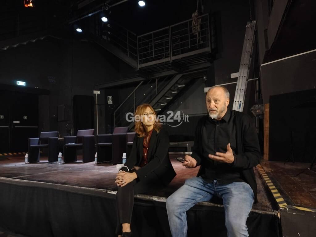 Apertura teatro Altrove - Maddalena