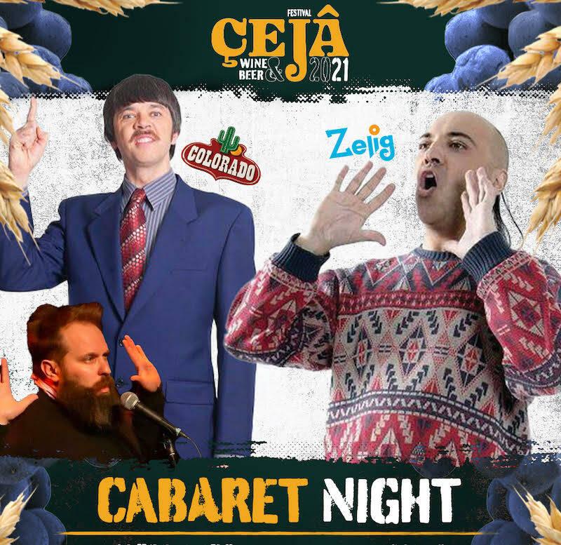 cabaret night ceriale