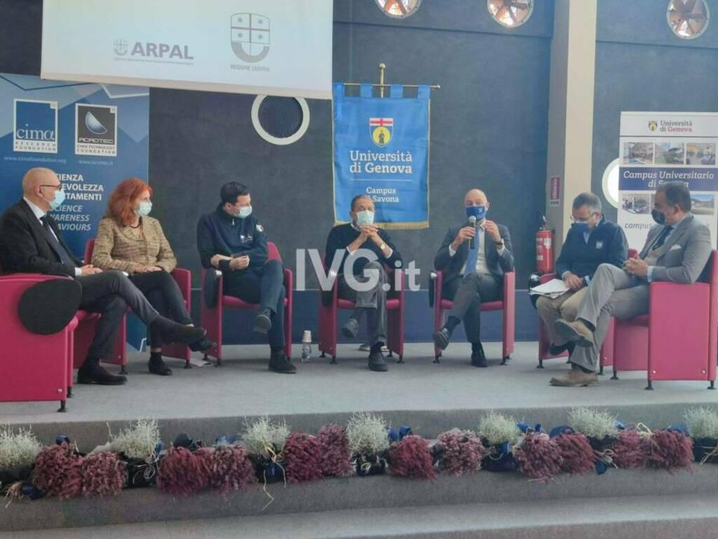 Cambiamento climatico, al campus uno studio sulla Liguria tra trent'anni