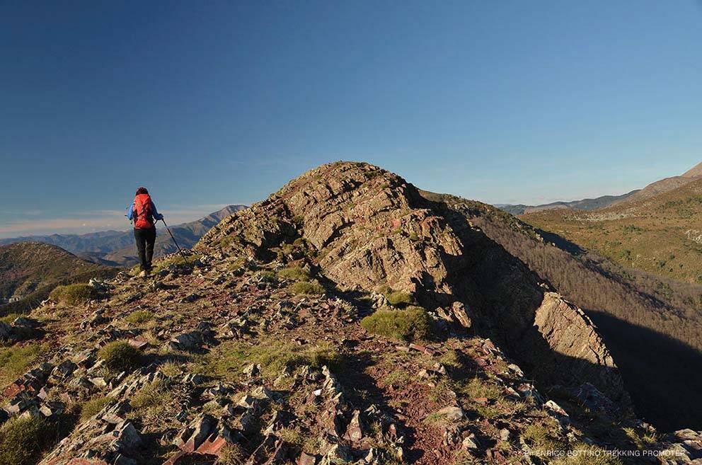 Profili d'autore: il monte Treggin