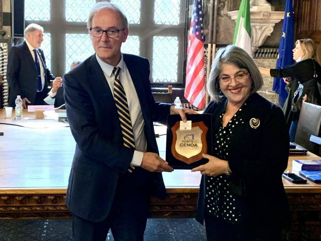 Seaport International Agreement Miami Genova