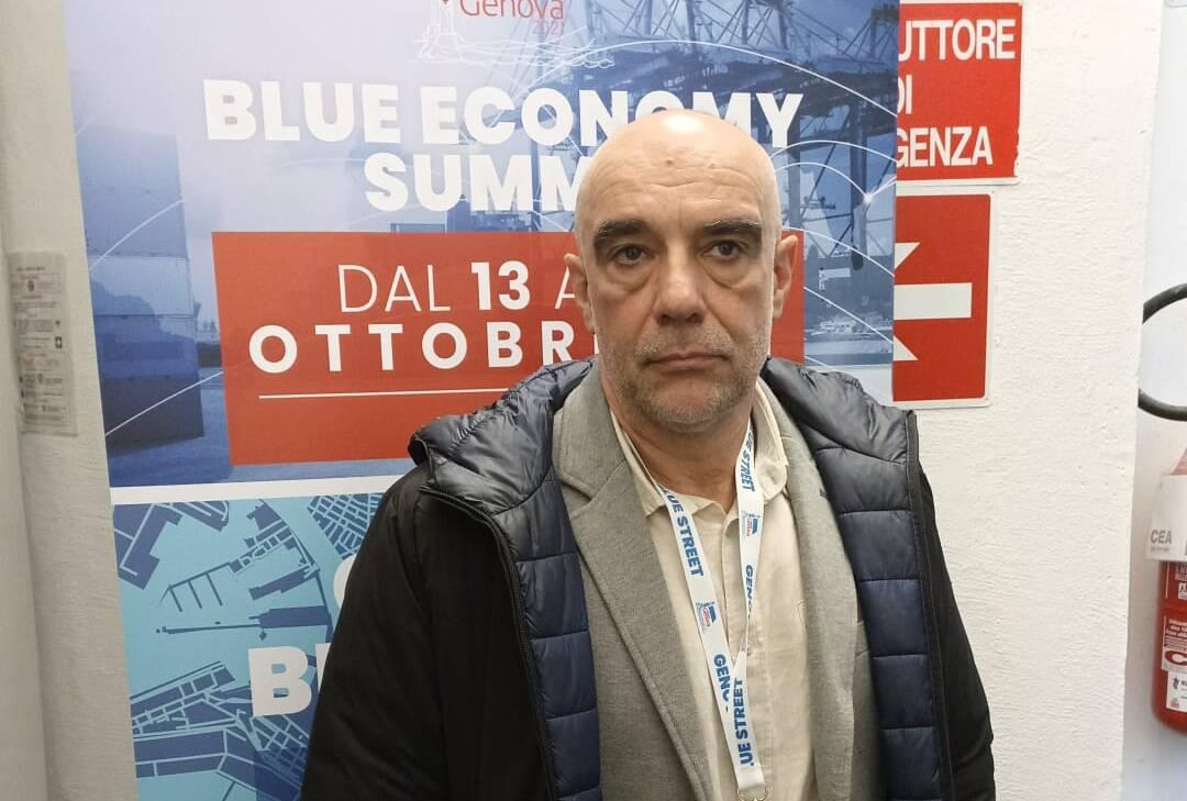 Massimiliano Spigno  Confesercenti Genova