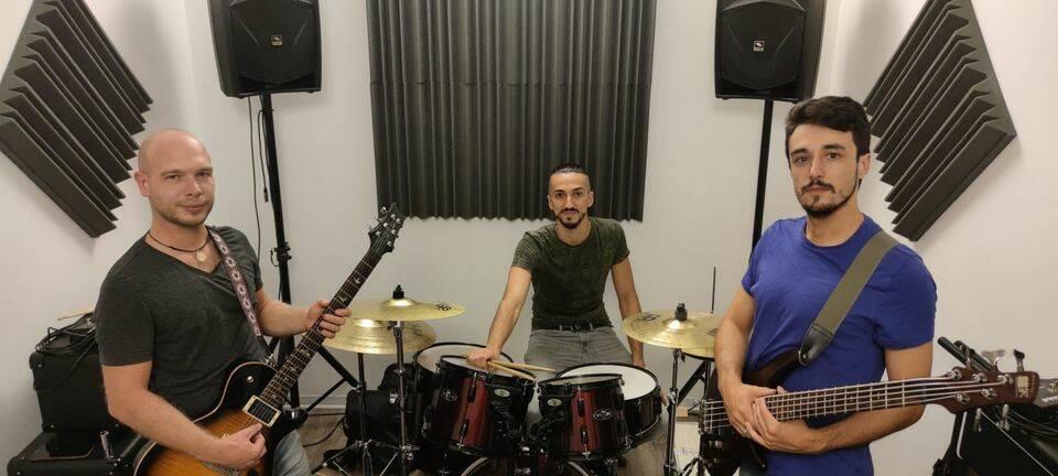 Maelstrom Trio gruppo musicale (formazione 2021)