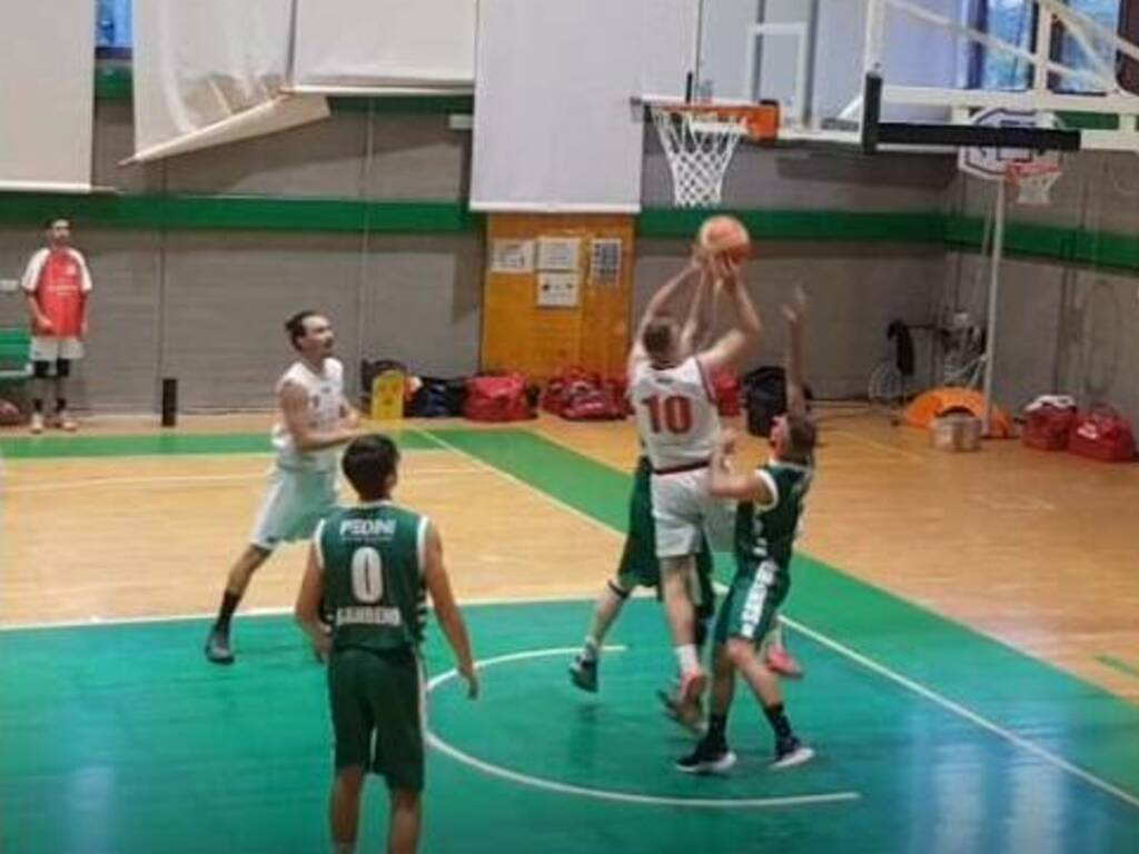 Loano Basket Garassini Basket Sanremo 16 ottobre 2021