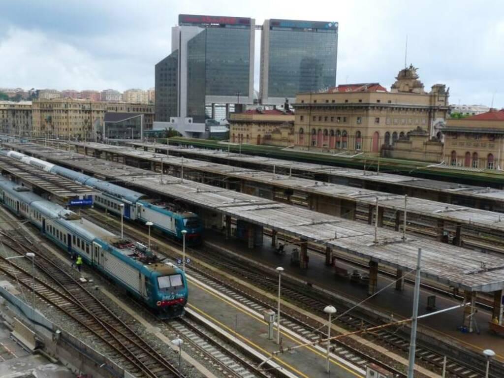 treni brignole