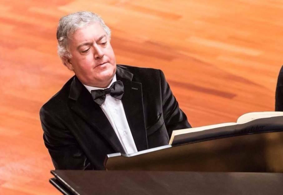 Giacomo Fuga pianista torinese