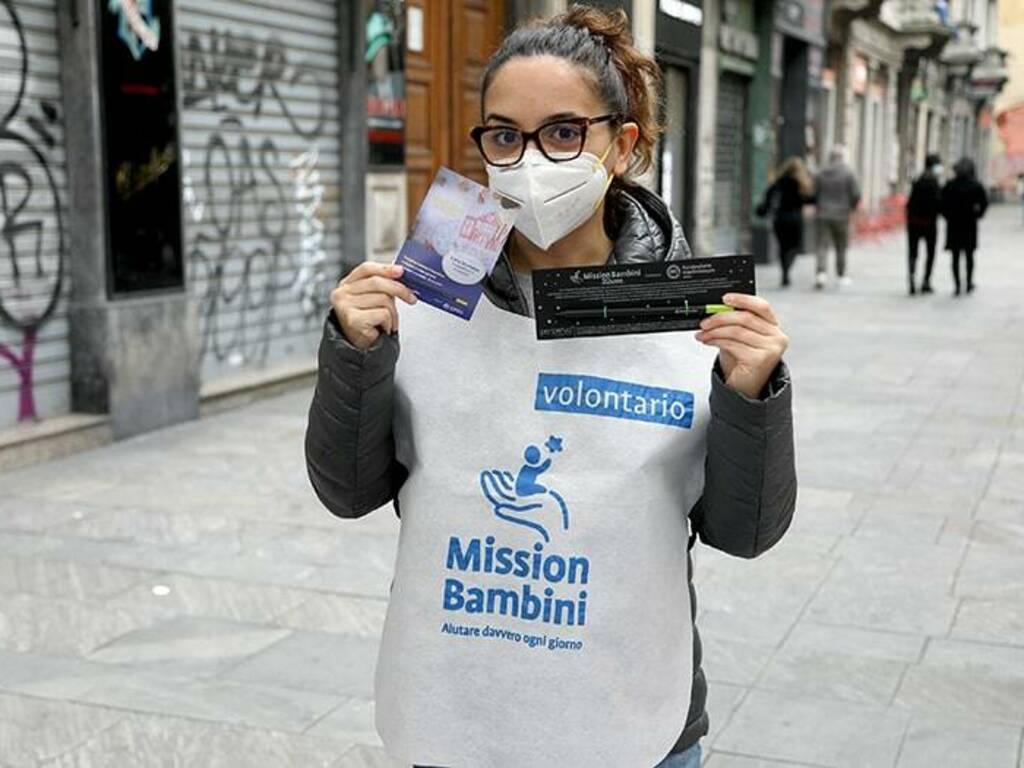 """""""Illuminiamo la Scuola"""" fondazioni Mission Bambini e Mediolanum Onlus"""