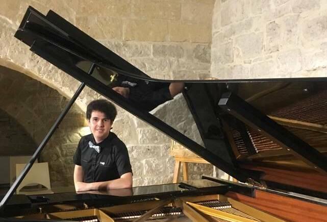 Lemuel D'Anzi pianista