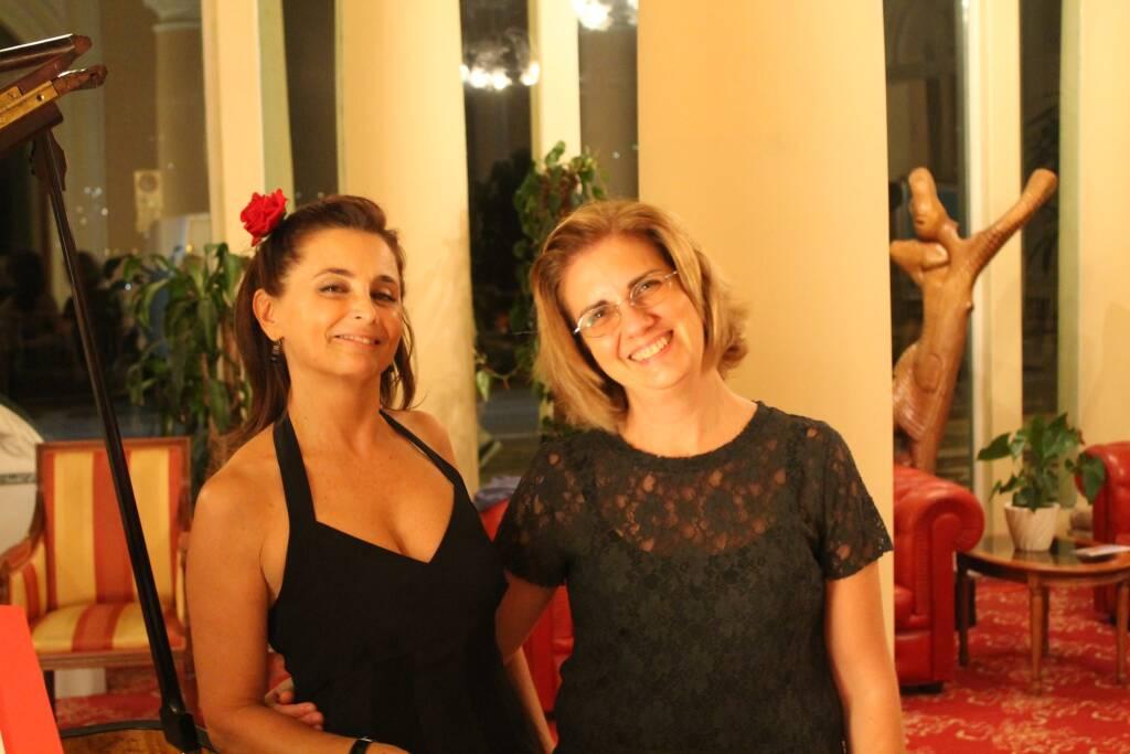 Maria Teresa Battistessa clarinetto Livia Rigano pianoforte