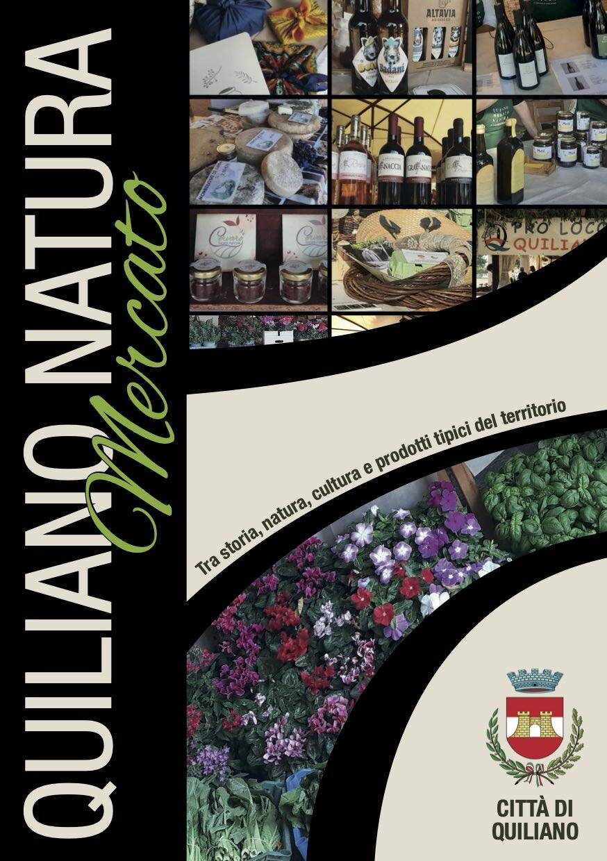 Quiliano Mercato Natura 2021