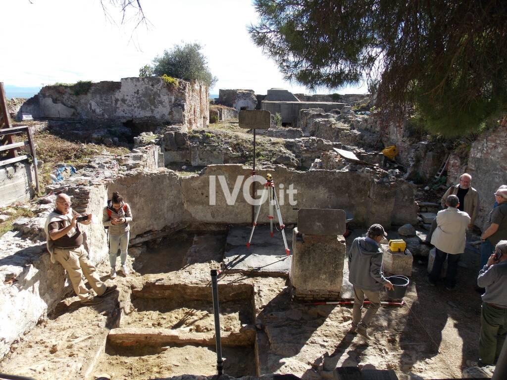 Savona, gli scavi archeologici al Priamar rivelano nuove importanti scoperte