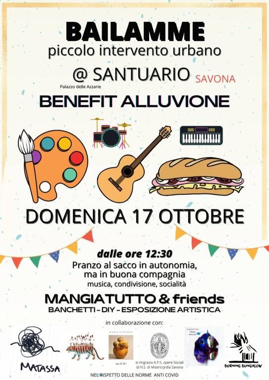 "Savona ""Mangiatutto and Friends"" 2021 Santuario"