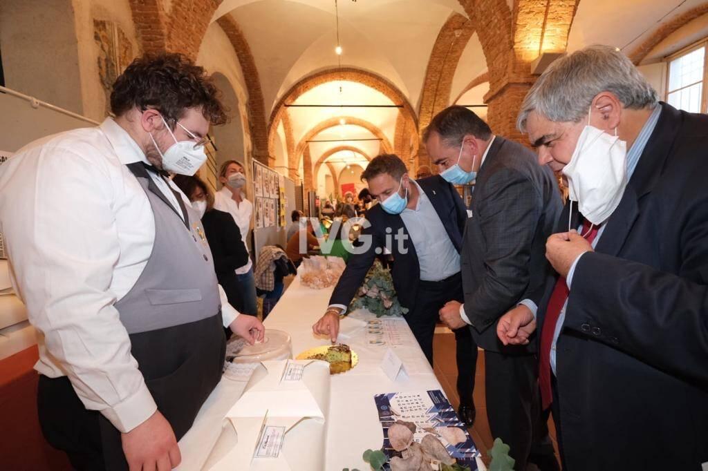 Successo per l'edizione 2021 del Salone Agroalimentare Ligure a Finalborgo
