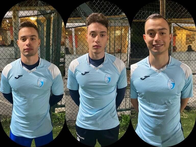 Tre gemelli al San Cipriano