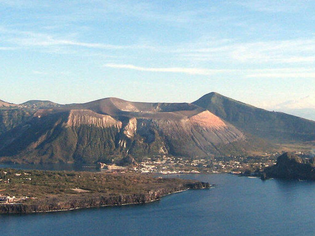 vulcano vulcano eolie
